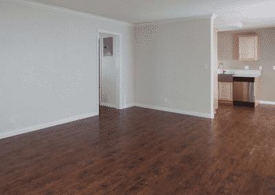 Urban Wood Floors & Open Layouts